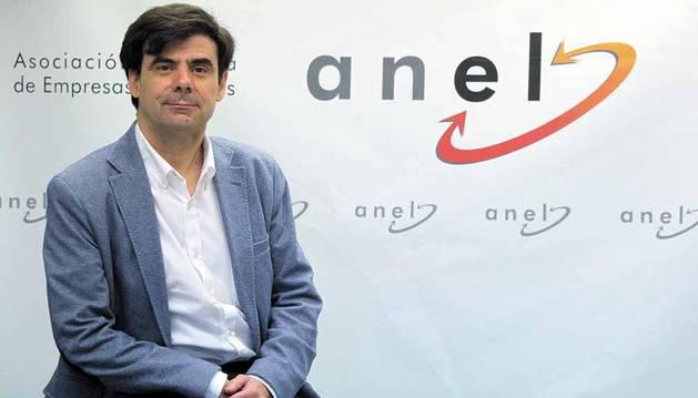 Ignacio Ugalde Barbería, presidente de ANEL y director de recursos humanos de Fagor Ederlan de Tafalla.