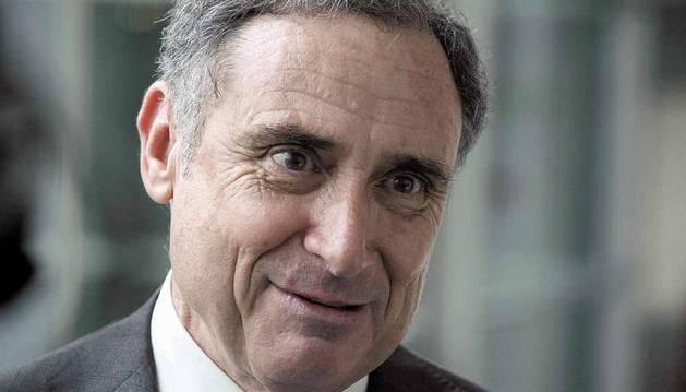 José Antonio Sarría Terrón, presidente la Confederación de Empresarios de Navarra (CEN).