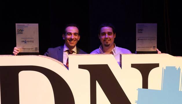 Más de 300 profesionales asisten a la entrega de los Premios DN+ en Baluarte