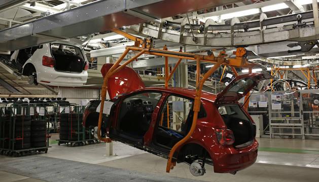 El sector automovilístico en Navarra se centra sobre todo en el montaje, una debilidad que, con la llegada del coche eléctrico, podría ser una ventaja.