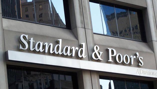 La sede de Standard & Poor's en Manhattan