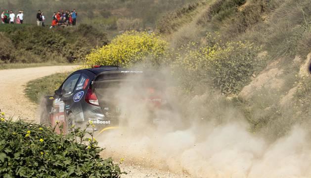 Imágenes del 'III Rally Circuito de Navarra'