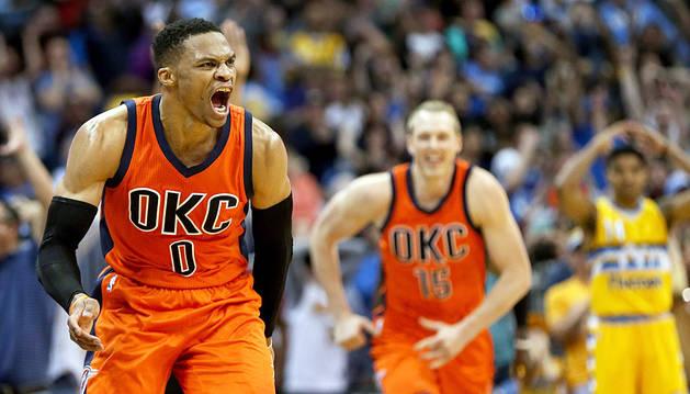 Russell Westbrook se convierte en el jugador con más triples-dobles de la NBA