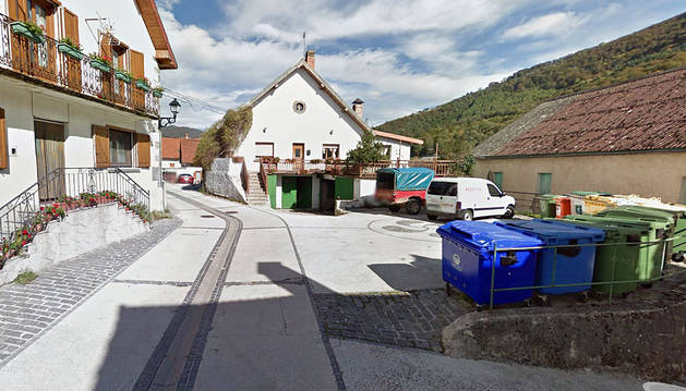 Arrestado un pamplonés en Valcarlos por robar en una borda de Orbaizeta