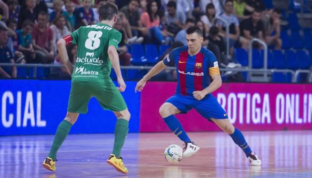 Roberto Martil defiende a Sergio Lozano, que ha reaparecido tras superar una grave lesión.