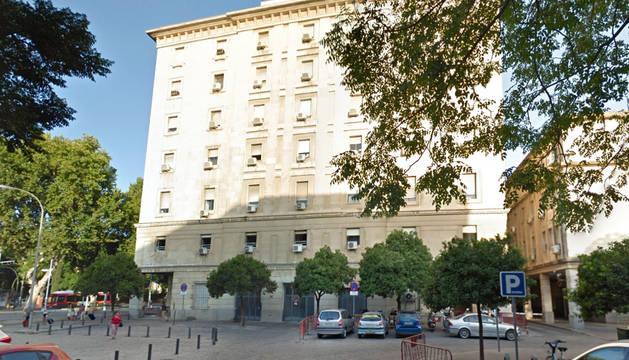 Foto de la Audiencia Provincial de Sevilla