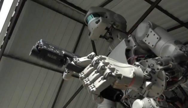 El prototipo robótico que funciona con inteligencia artificial