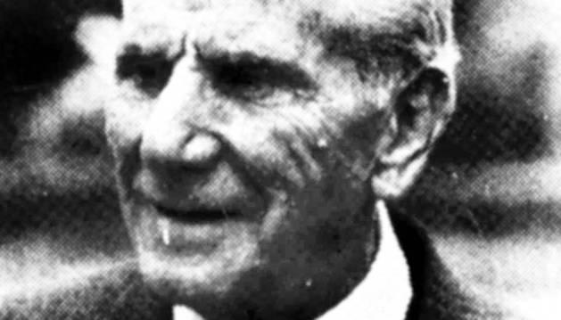 Isidoro Fagoaga en 1972.