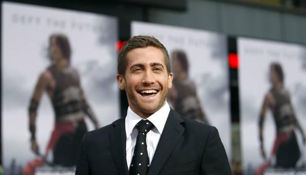 Jake Gyllenhaal.