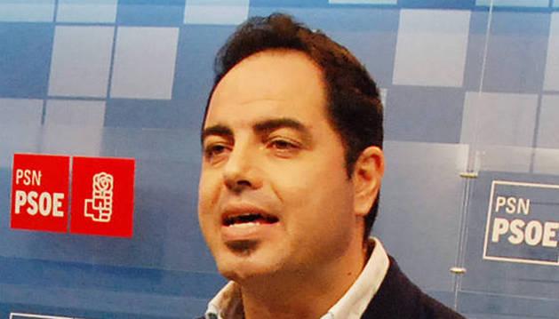 Imagen del socialista Ramón Alzórriz.