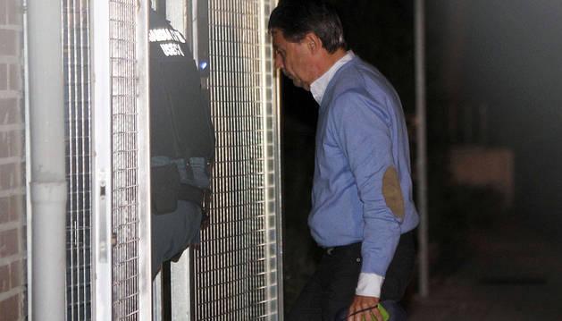 La Guardia Civil investiga si hubo un chivatazo a Ignacio González