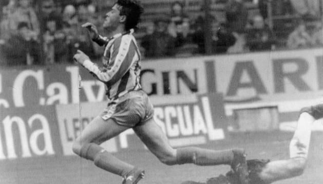 Osasuna le arrebató la cuarta plaza al gran Sporting de los 90
