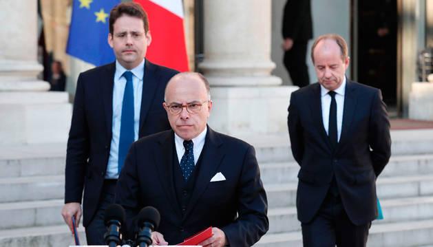 Francia refuerza su dispositivo de seguridad ante la primera vuelta electoral