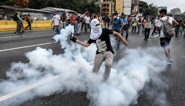 En Caracas, este miércoles