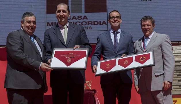 La tradicional carrera de Pamplona ha recibido el premio este sábado 22 de abril.