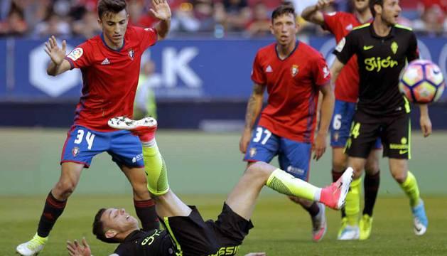 Osasuna-Sporting