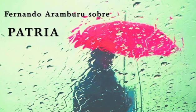 Imagen de la portada de la novela de Fernando Aranburu, 'Patria'.