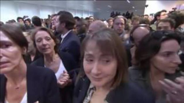 Macron y Le Pen se disputarán el control del Elíseo en segunda vuelta