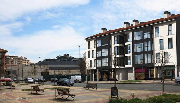 Estella levanta su primera promoción de vivienda nueva después de la crisis