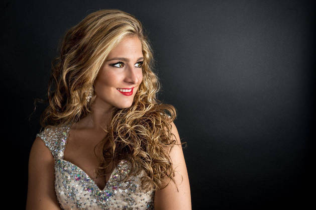 Imagen de la soprano Sofía Esparza Jaúregui.