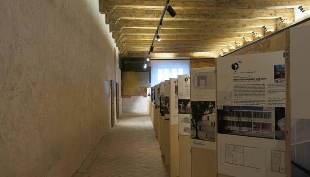 Imagen de la Bienal sobre Arquitectura Latina del año 2015