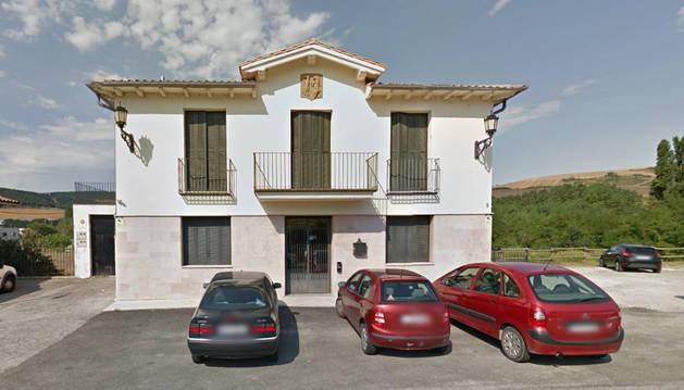 Imagen del Ayuntamiento de Ezkabarte.