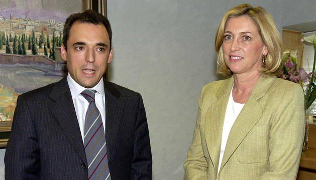 Imagen de la actual delegada del Gobierno en la Comunidad de Madrid, Concepción Dancausa.
