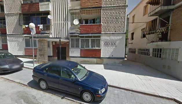 Detenido en Jaén por arrastrar del pelo e intentar atropellar a su pareja