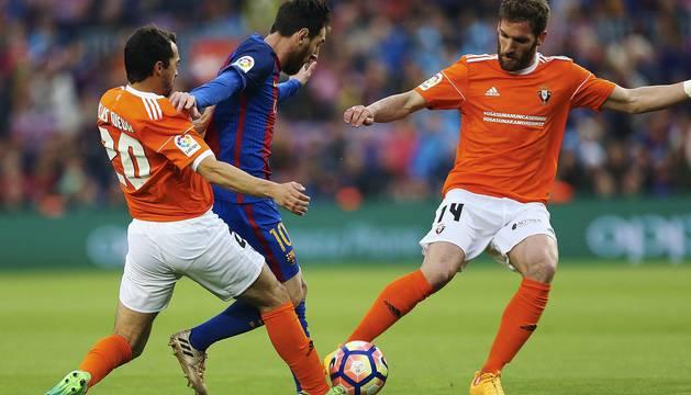 Galería de imágenes del partido disputado en el Camp Nou.
