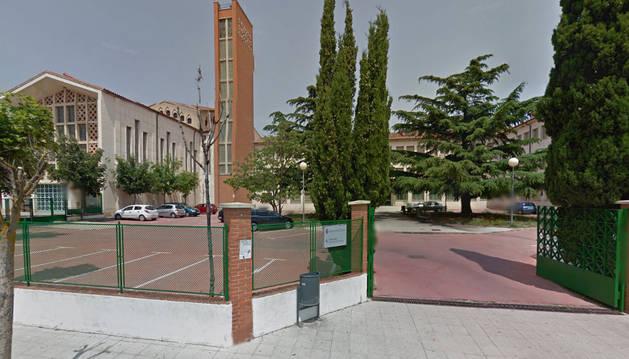Imagen del Instituto Alhama de Corella.