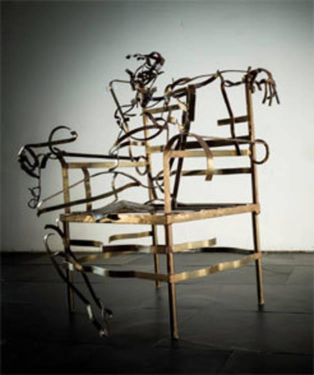 Imagen de la obra 'El preámbulo' de Nicolás Alba.