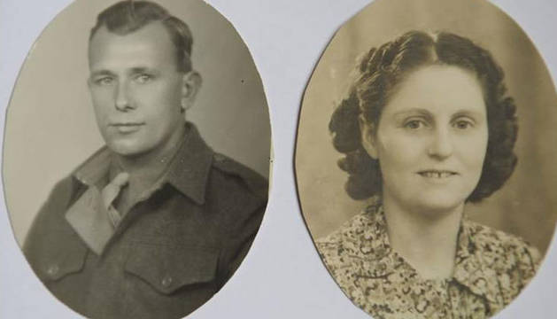 El matrimonio británico que murió el mismo día