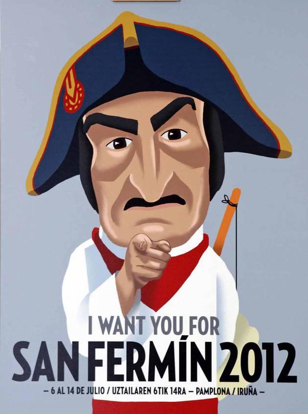 Carteles de San Fermín 2000-2017