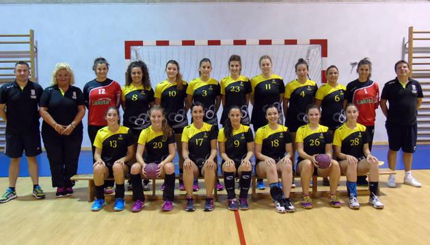Sexta plaza de las chicas de División de Honor plata tras una notable temporada