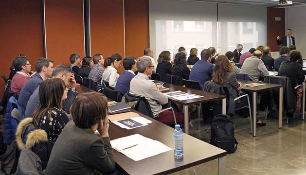 foto de Cincuenta profesionales de los RRHH asistieron a la jornada en la CEN.