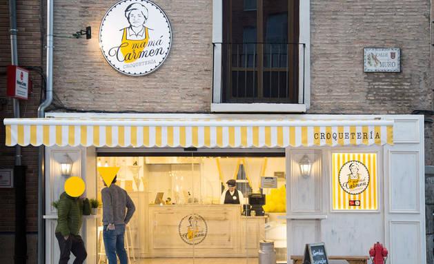 foto Tienda de la croquetería Mamá Carmen en Tudela