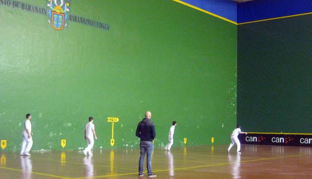 Los txikis entran en acción en el XXVI Campeonato San Esteban