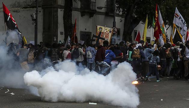 La huelga general no llegó a paralizar Brasil