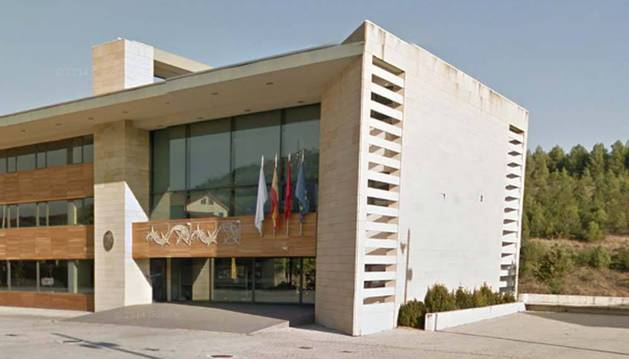 Imagen del Ayuntamiento de la Cendea de Galar.