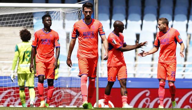 El Granada se suma a Osasuna y ya es equipo de LaLiga 1 2 3