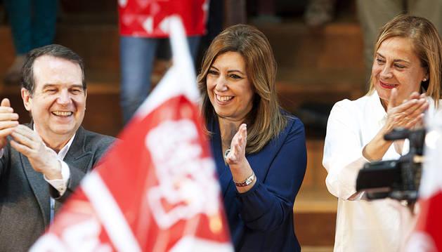 Susana Díaz no dejará que
