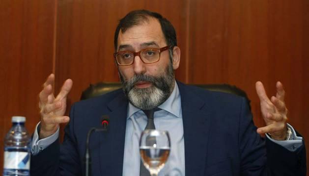 Imagen del magistrado de la Audiencia Nacional Eloy Velasco.
