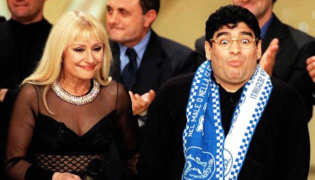 Llega a los cines la historia de amor entre Maradona y el Nápoles