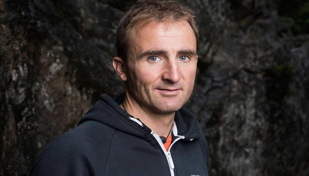 El alpinista suizo fallecido Ueli Steck.