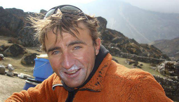 Ueli Steck, en una imagen de 2008.