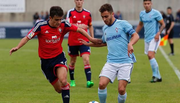 Tras la segunda mitad, el equipo comandado por David García comenzó a generar más peligro.