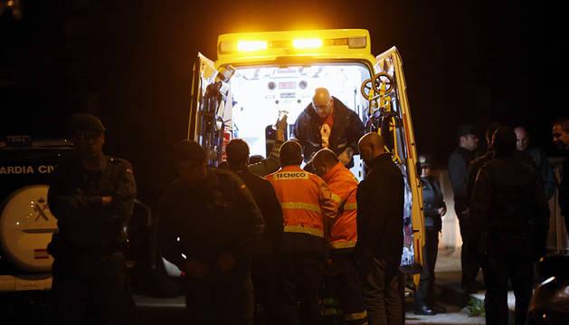 Un hombre se suicida en Pontevedra tras atrincherarse en casa de su expareja