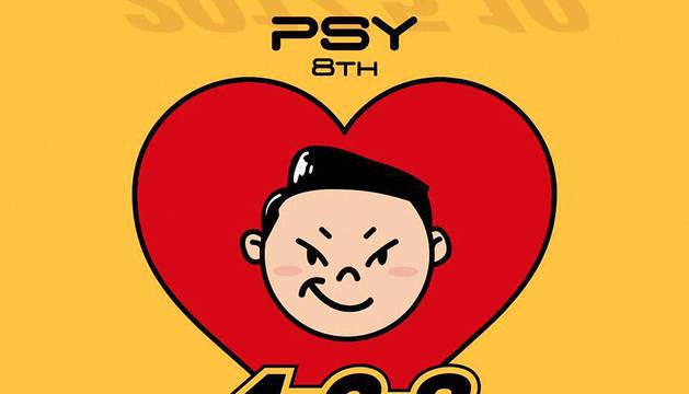 El surcoreano Psy anuncia nuevo disco para el 10 de mayo