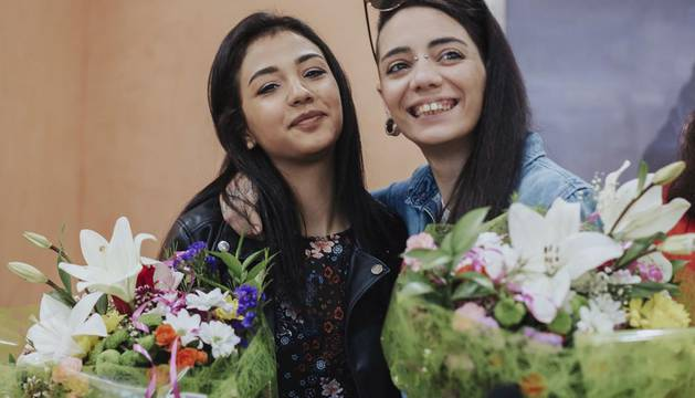 La joven retenida en Turquía confía en que su historia combata la represión sexual