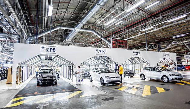 VW-Navarra reservará los puestos indefinidos solo para los eventuales